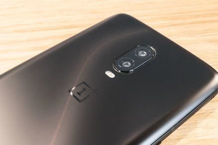 OnePlus breaks into the top five among U.S. smartphone companies