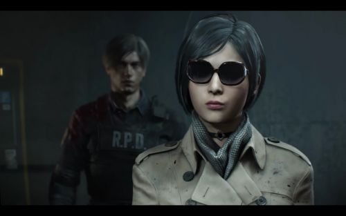 New Trailer For RESIDENT EVIL 2 Remake Finally Shows Ada Wong