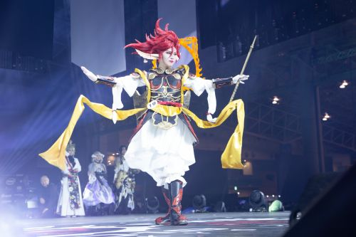 Final Fantasy XIV Best Cosplay From Fan Fest Gallery