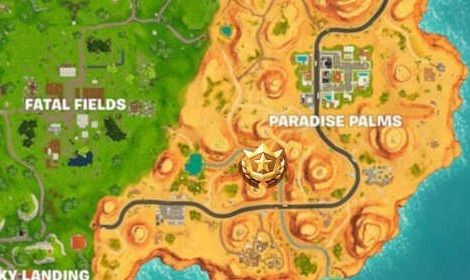 Fortnite Challenge Guide Season 5: Where To Search Between An Oasis, Rock Archway, And Dinosaurs