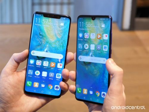Huawei Mate 20 + Mate 20 Pro specifications