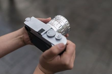 Reinvented classic lens uses 17 aperture blades for some sweet bokeh