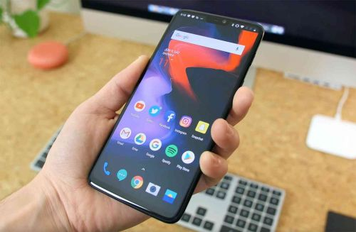 OnePlus 6 now getting Android 9.0 Pie update