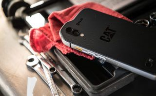 Cat S61 makes pre-MWC debut with improved thermal imaging tech