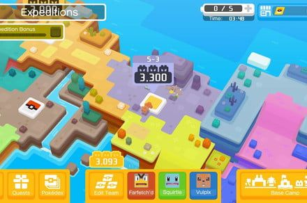 'Pokémon Quest' charms its way onto mobile devices next week