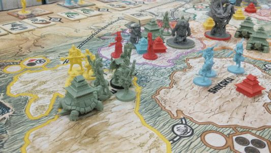 Form Alliances to Lead Your Clan to Victory in 'Rising Sun'