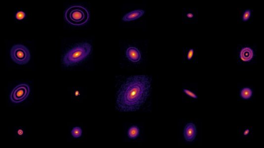 Astronomy Campaign Sheds Light on Planet Formation