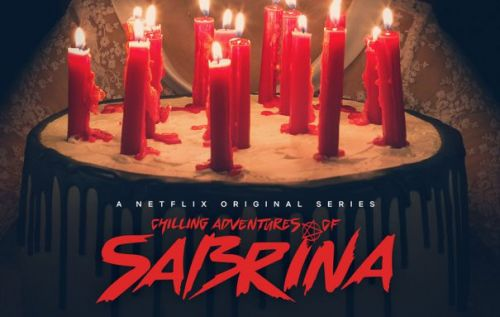 Netflix orders another 16 episodes for 'Sabrina' hit original series