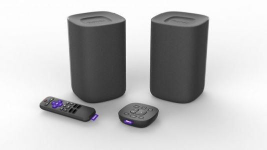 Roku just entered the wireless speaker space