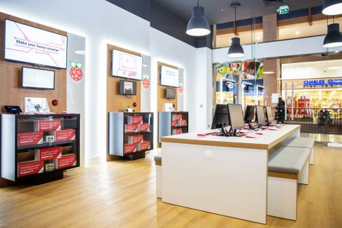 Raspberry Pi opens its first dedicated retail store