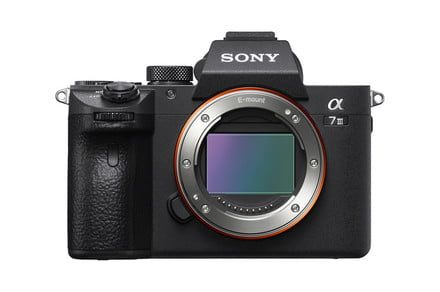 Sony A7 III review