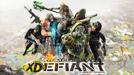 Tom Clancy's XDefiant is a free-to-play, team-based FPS