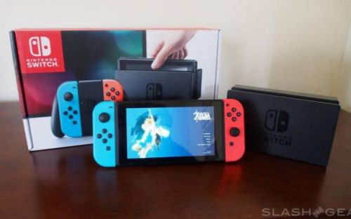 Nintendo Switch upgrade program rumor shot down by Nintendo