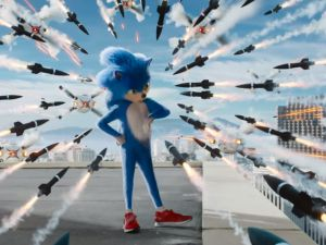 The Sonic Live-Action Movie Is The Stuff Of Nightmares
