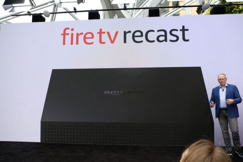 Amazon Fire TV Recast lets you send live TV recordings to your device