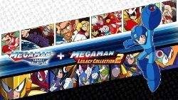 Mega Man heads to Nintendo Switch with the Mega Man Legacy Collection