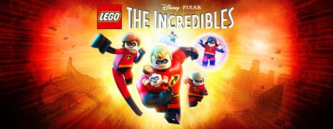 Pre-Purchase Now - LEGO® The Incredibles