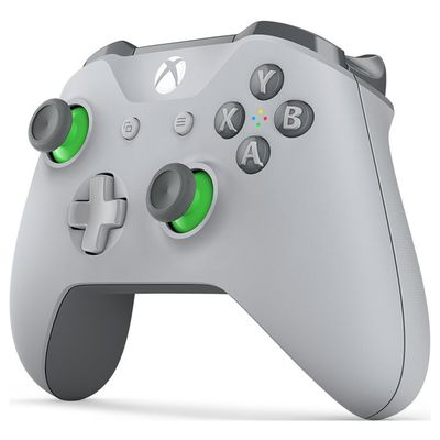 This $40 Xbox One controller is accented in the console's signature green