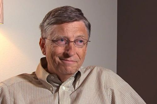 Bill Gates now uses an Android phone