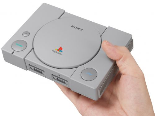 A $100, mini version of the original PlayStation is on the way with 20 games packed in - here are the games included