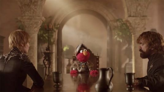 Elmo Crashes 'Game of Thrones' Scene in Cute 'Sesame Street' Crossover