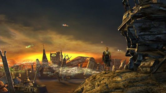 Final Fantasy X|X-2 runs at native 4K resolution on Xbox One