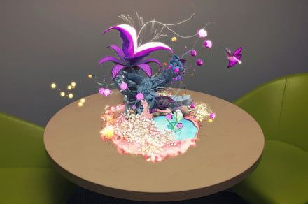 Magic Leap's Seedling showed me the challenges of AR gardening - CNET