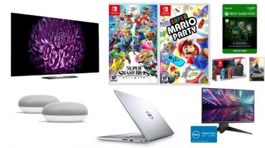 Geek Deals: Pre-Order Super Smash Bros, Super Mario Party, Fallout 76 on Amazon