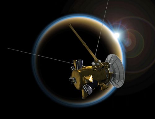 Scientists ready for Cassini mission to Saturn grand finale