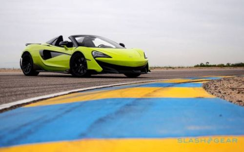 2020 McLaren 600LT Spider First Drive: Speed with a Soundtrack