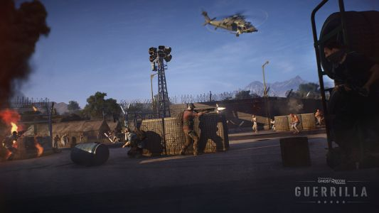 New Ghost Recon: Wildlands Special Operation Update Coming Next Week