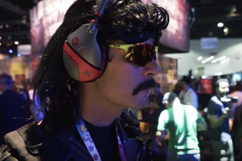 Dr Disrespect is back on Twitch after two-week ban
