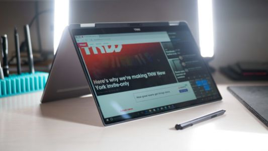 Dell XPS 13 2-in-1 Review: Less powerful, but so much more versatile