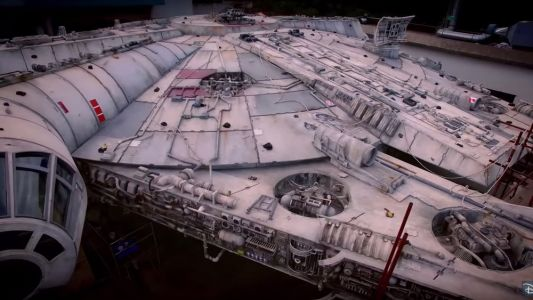 Listen To John Williams' New Musical Score For STAR WARS: GALAXY'S EDGE and Teaser For The MILLENNIUM FALCON Ride