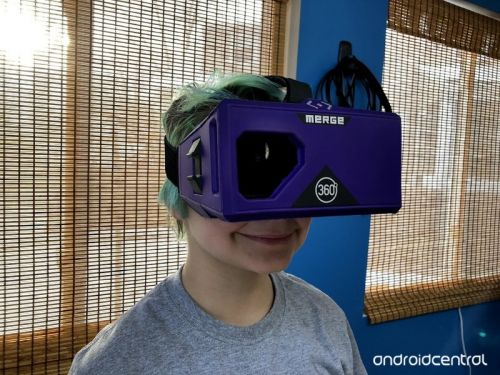 Kids can use VR, but be careful