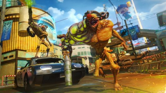 Sunset Overdrive may be coming to PC according to Korean GRAC listing
