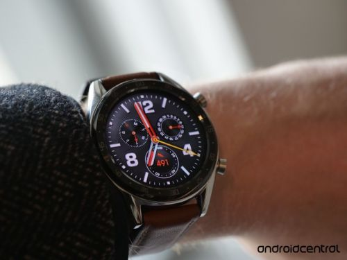 Huawei Watch GT hands-on: AI comes to your wrist