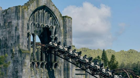 New Harry Potter Roller Coaster At Universal Studios: Check Out Photos, Videos, And More