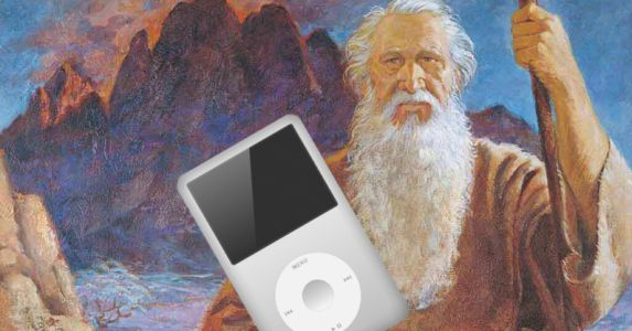 The iPod is the greatest gadget ever - fight me