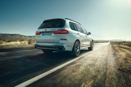 Parents will never miss soccer practice with BMW's new 523-horsepower SUVs
