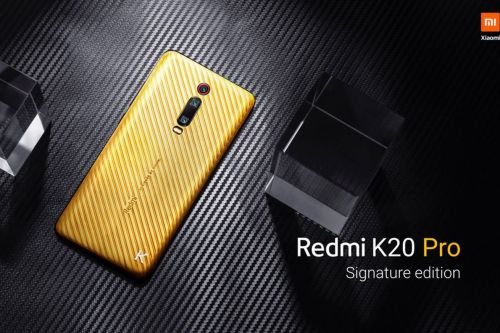 Redmi India has turned its affordably priced phone into gold