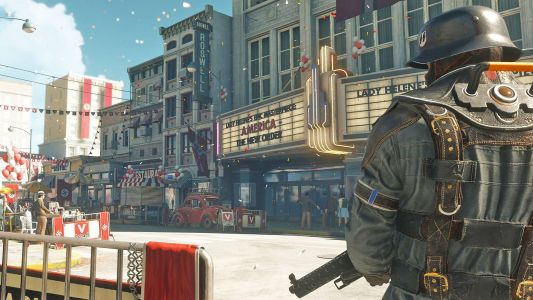 The first 'Wolfenstein II' add-on pack is available now