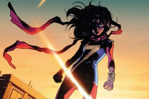 Ms. Marvel TV series will bring a live-action Kamala Khan to Disney+