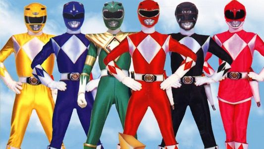 The POWER RANGERS Movie Reboot is In Development with The Director of THE END OF THE F***ING WORLD