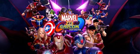 Now Available on Steam - Marvel vs. Capcom: Infinite