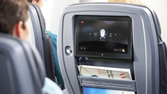 Airlines: Creepy Entertainment Screen Cameras 'Not In Use'