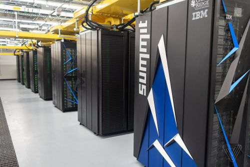The US now has the two fastest supercomputers in the world