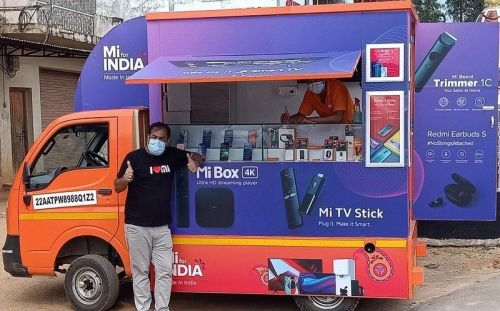 Xiaomi sets its sights on rural India with 'Mi Store on Wheels'