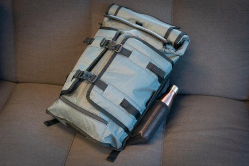 Mission Workshop Rhake VX Weatherproof Laptop Backpack review: The perfect bag for a rainy day