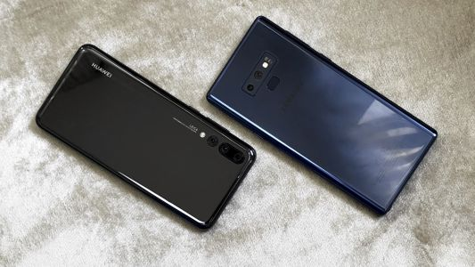 Android Giants: Samsung Note 9 vs. Huawei P20 Pro, which one should you go for?